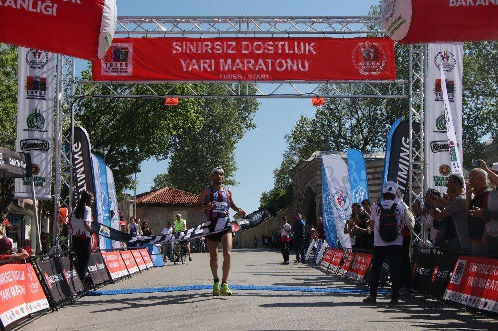 5. Sınırsız Dostluk Yarı Maratonu Pazar Günü Koşulacak