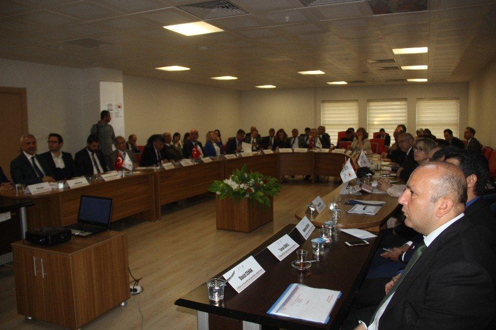 Unesco Türkiye Milli Komisyonu Şanlıurfa'da