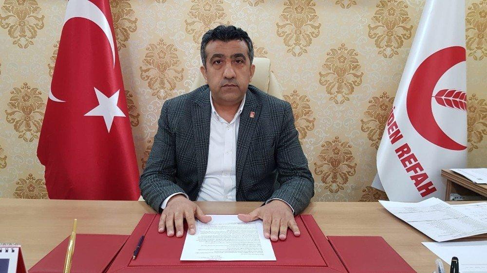 Yeniden Refah Partisi Başkanı Demir'den Kongre Açıklaması