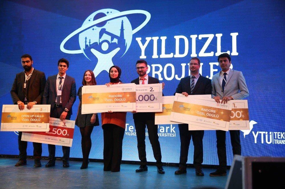 İnönü Öğrencilerinden 'Yıldızlı Projeler' Başarısı