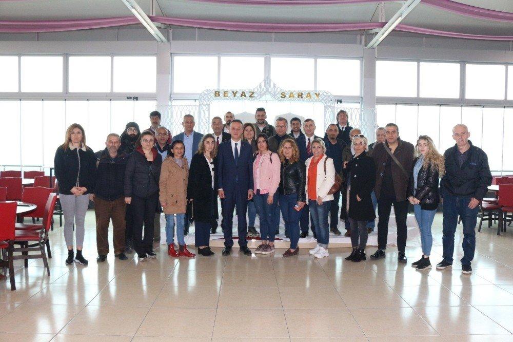 Zonguldak Belediye Başkanı Dr. Ömer Selim Alan;