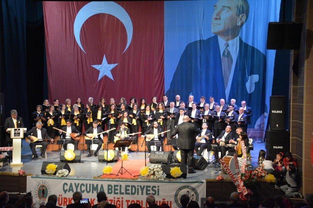 Çaycumalılar Türküye Doydu
