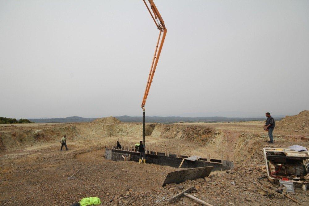 Ayvalık'ta 3 Rüzgâr Gülü İle 30 Milyon Kilovat Saat Enerji Üretilecek