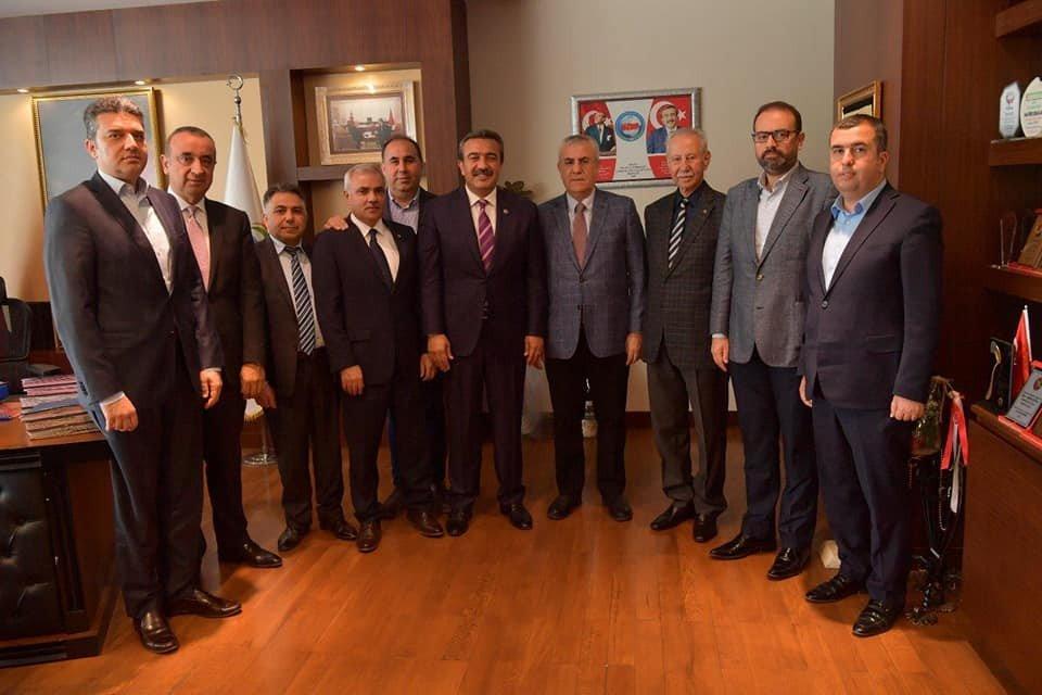 """Başkan Çetin: """"Adana'yı Bulunduğu Noktadan Daha İleriye Taşıyacağız"""""""