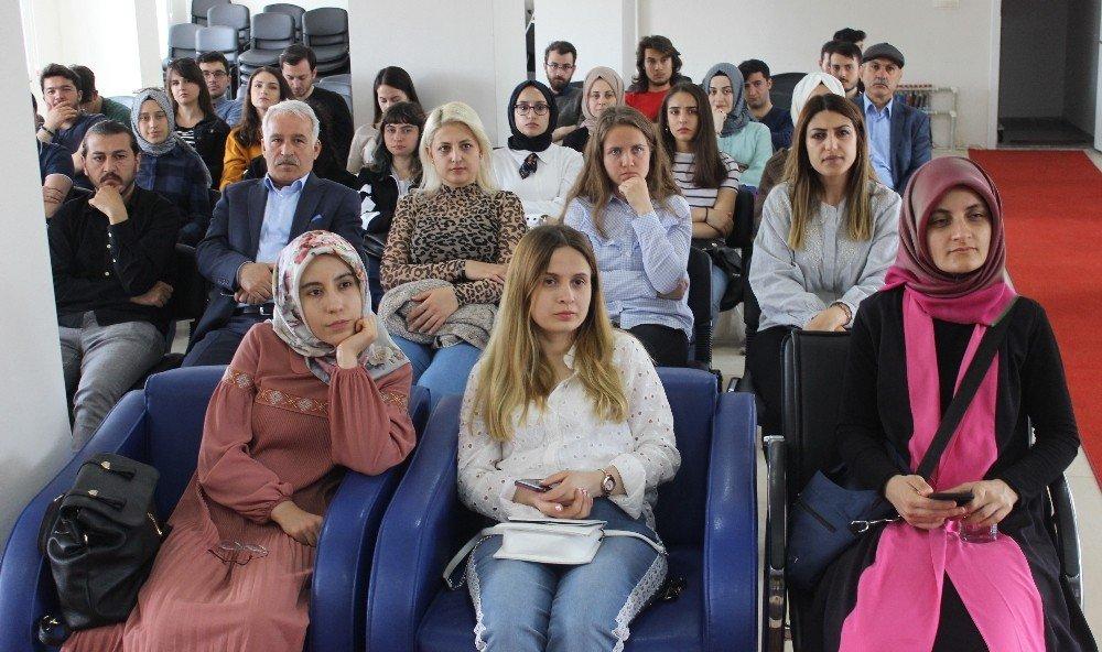 Genç Yazar Ve Öğrenciler Adıyaman'da Misafir Edildi