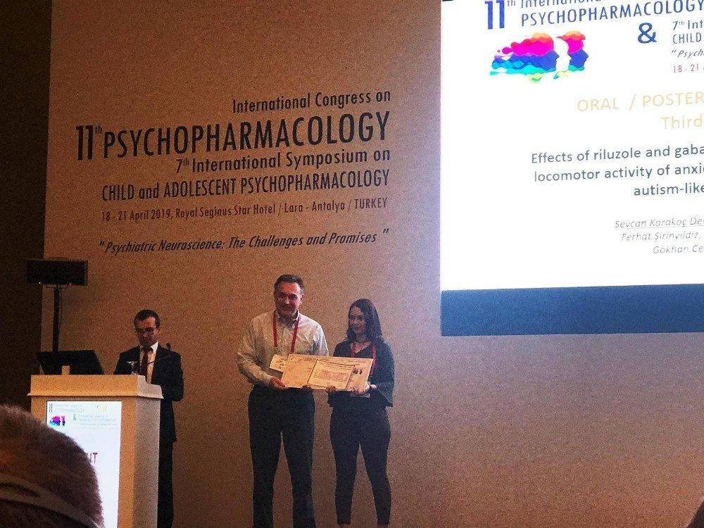 Adü Tıp Fakültesine 'En İyi Araştırma' Dalında Üçüncülük Ödülü