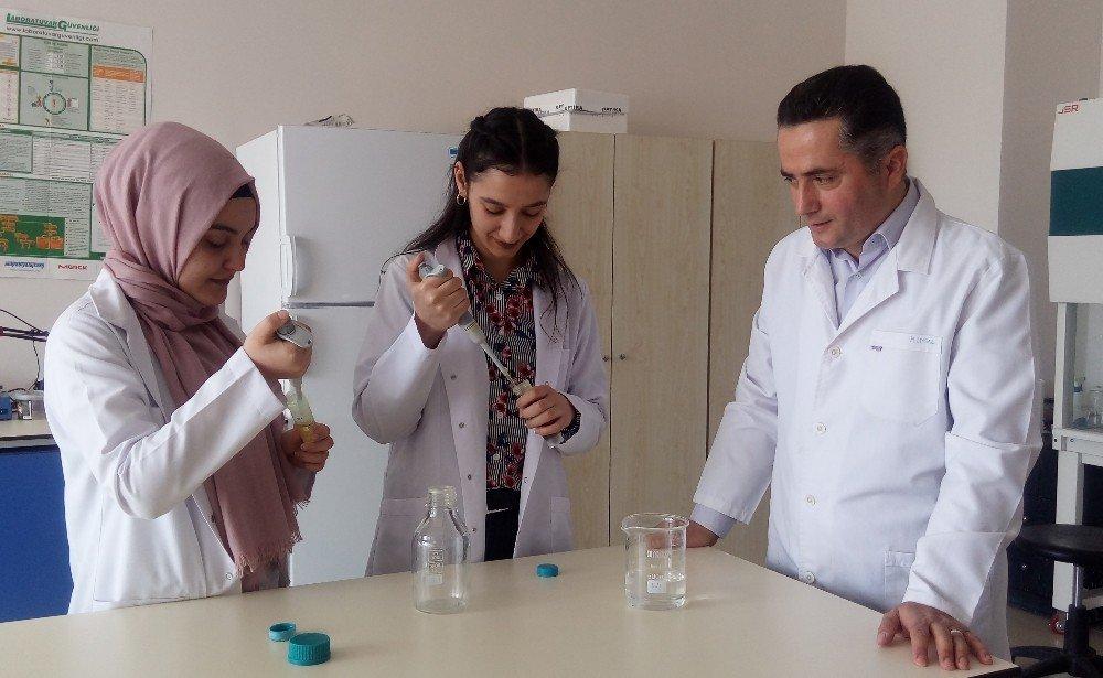 Adü Ziraat Fakültesi Tübitak'tan Destek Alan Proje Sayısını 9'a Yükseltti.