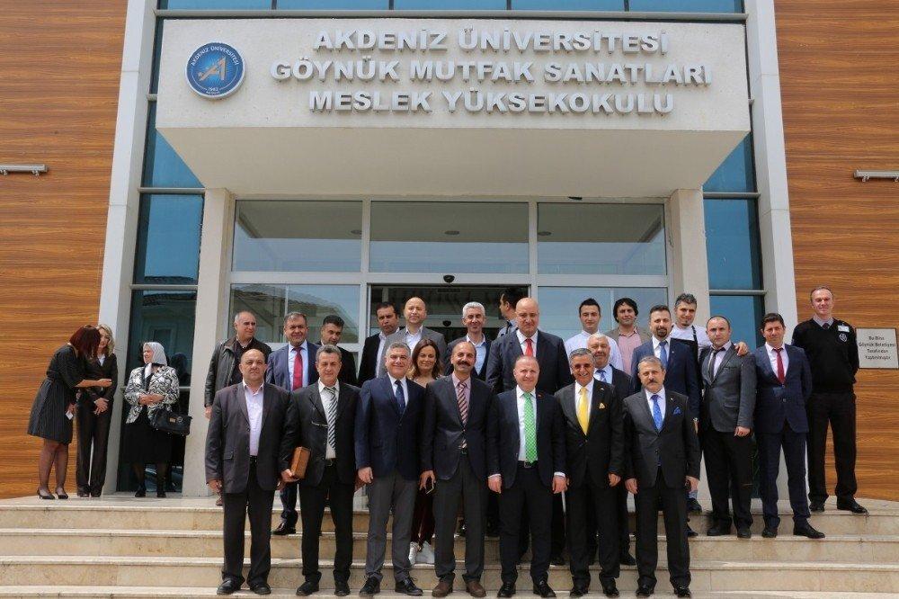 Türkiye'nin İlk Ve Tek Barista Atölyesi Göynük'te Açıldı