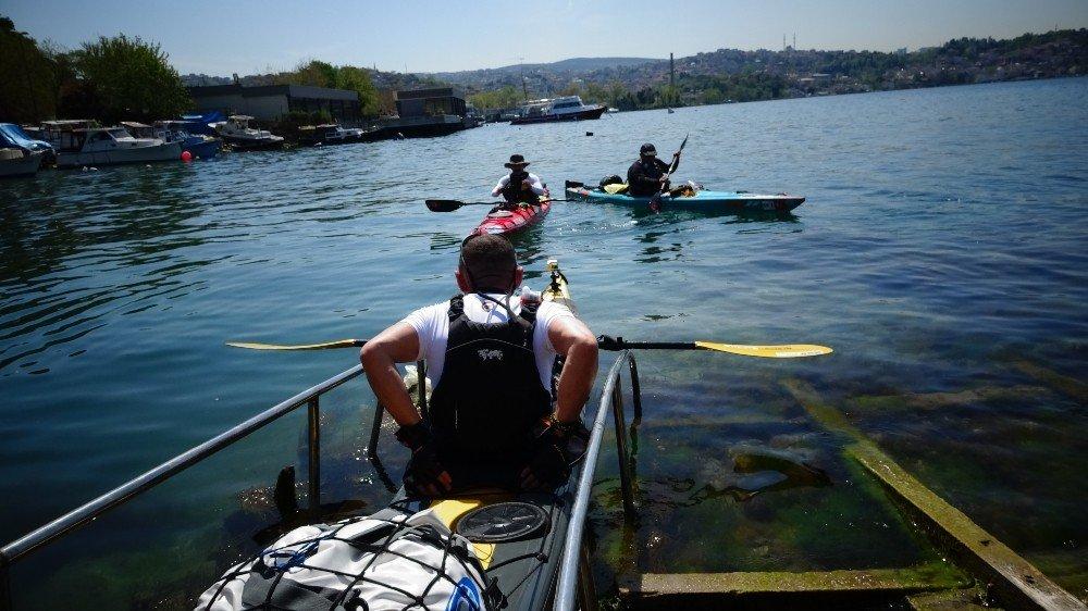 İstanbul'dan Samsun'a Kano İle Yolculuk