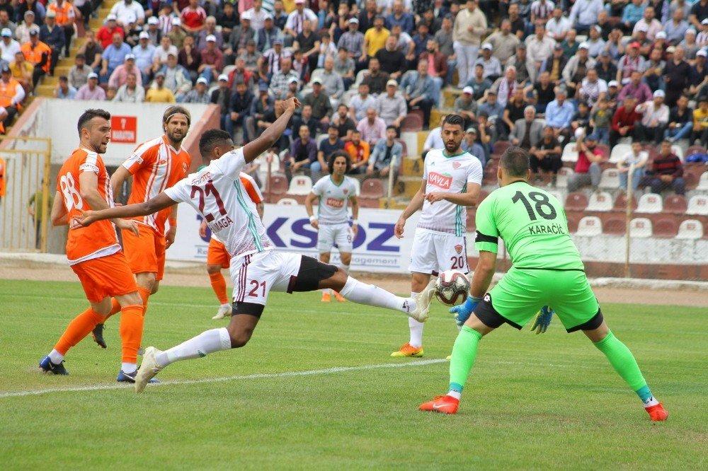 Spor Toto 1. Lig: Hatayspor: 4 - Adanaspor: 1
