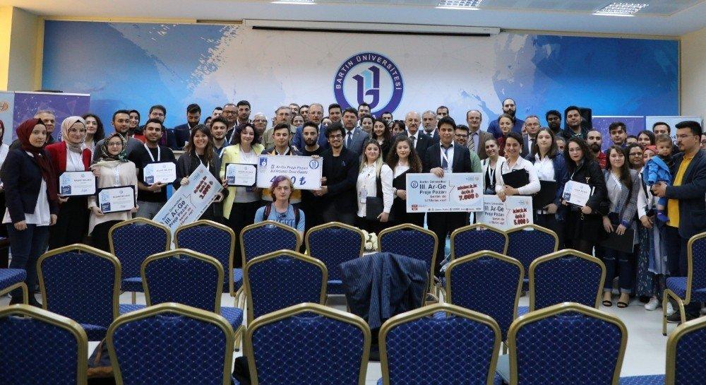 Iıı. Ar-ge Proje Pazarında En İyi Projeler Ödüllendirildi