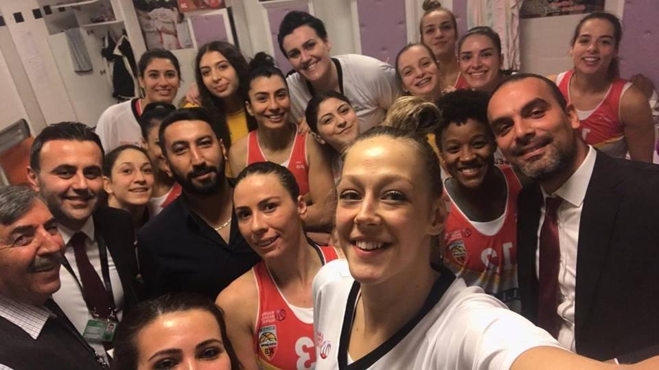 Bellona Kayseri Basketbol Sportif Direktörü Bozbey: