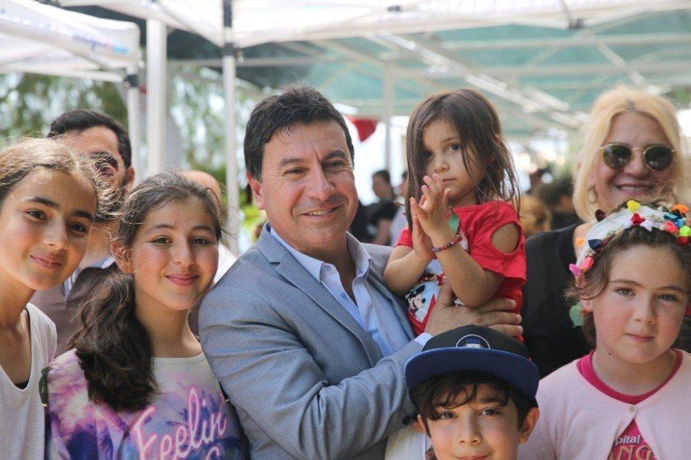 """Başkan Aras: """"Bodrum'un Her Değeri Ayrı Bir Festival"""""""