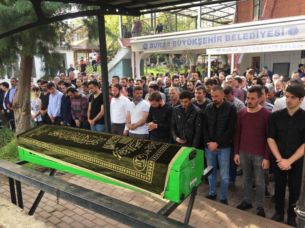 Bursa'daki Patlamada Hayatını Kaybeden İşçi Toprağa Verildi