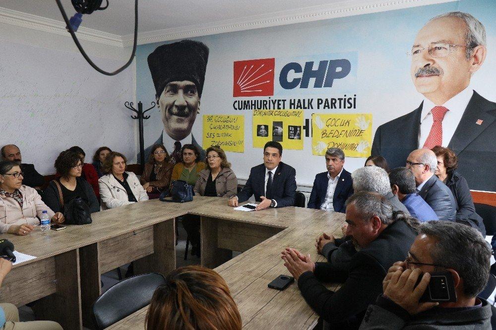 Chp Kırşehir İl Başkanı Baran Genç: