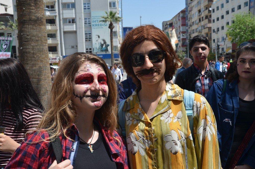 Tiyatrocular, Denizli'de Buluşuyor