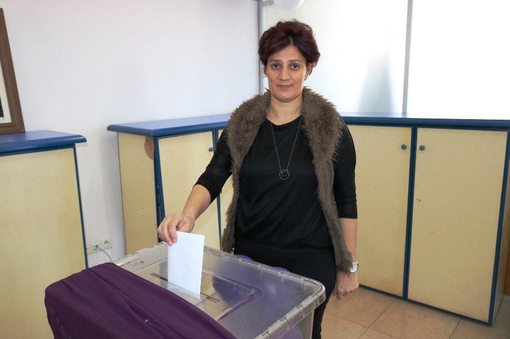 Dtso Kadın Meclisi Seçimi Başladı