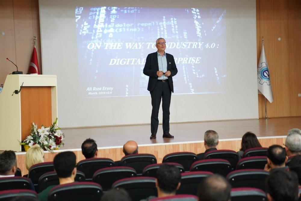 Ege'de Endüstri 4.0 Konferansı