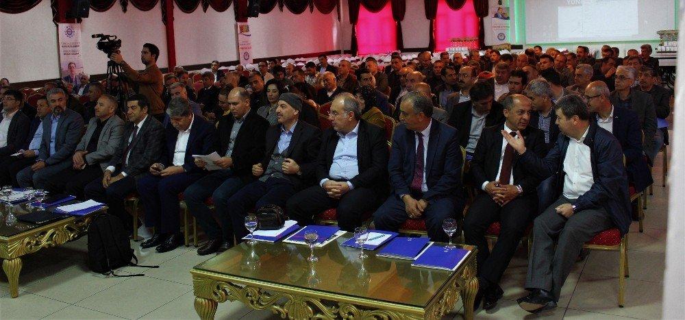 Elazığ'da 'Yönetici Okulu' Programı Eğitimi