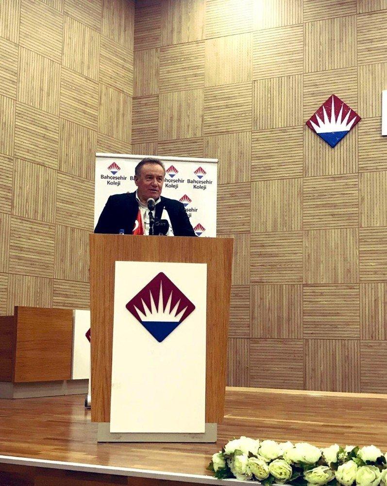 Buek Başkanı Enver Yücel Gaziantep'te Velilerle Buluştu
