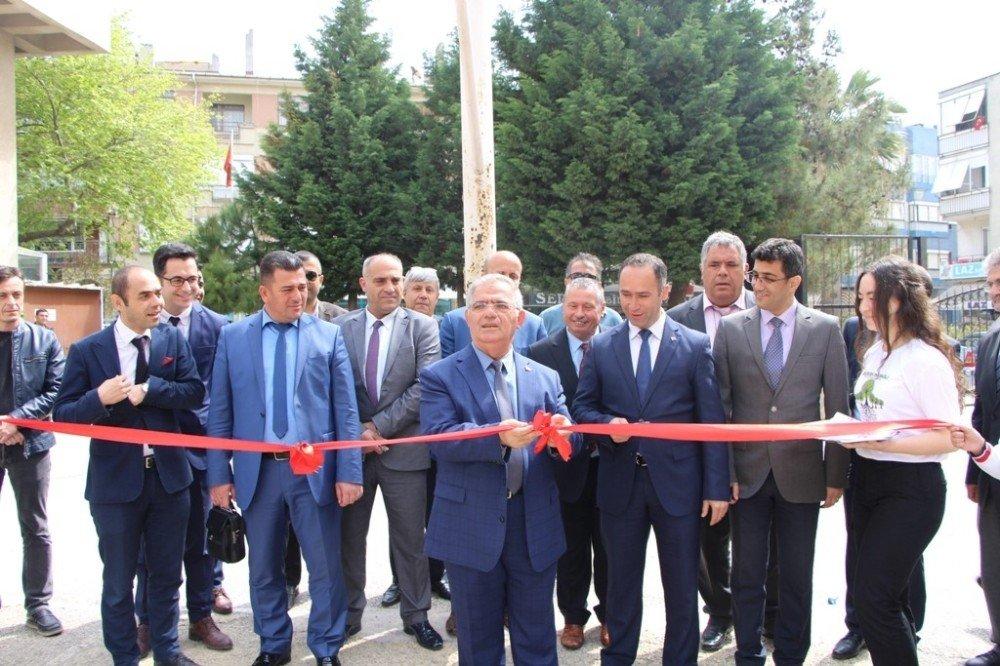 Erdek'te Geri Dönüşüm Sergisi