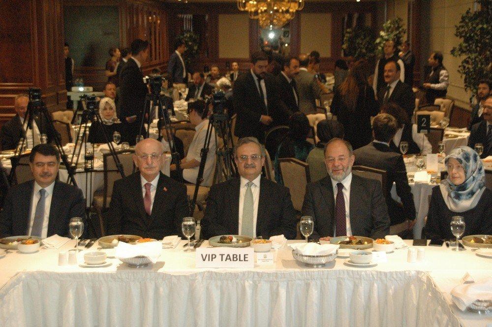 Pakistan, İsmail Kahraman Ve Recep Akdağ'ı Devlet Nişanıyla Onurlandırdı