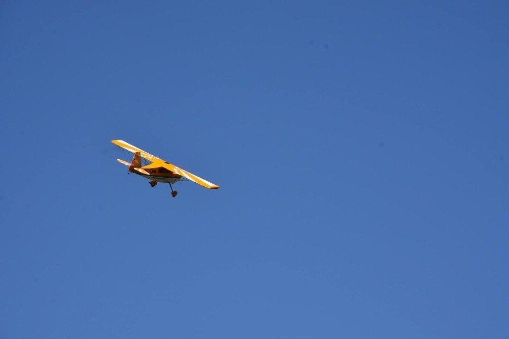 Eskişehir'de Havacılık Ve Bahar Festivali