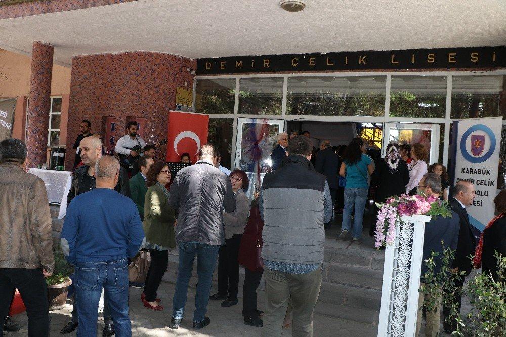 Demir Çelik Anadolu Lisesi'nde Geleneksel Pilav Günü