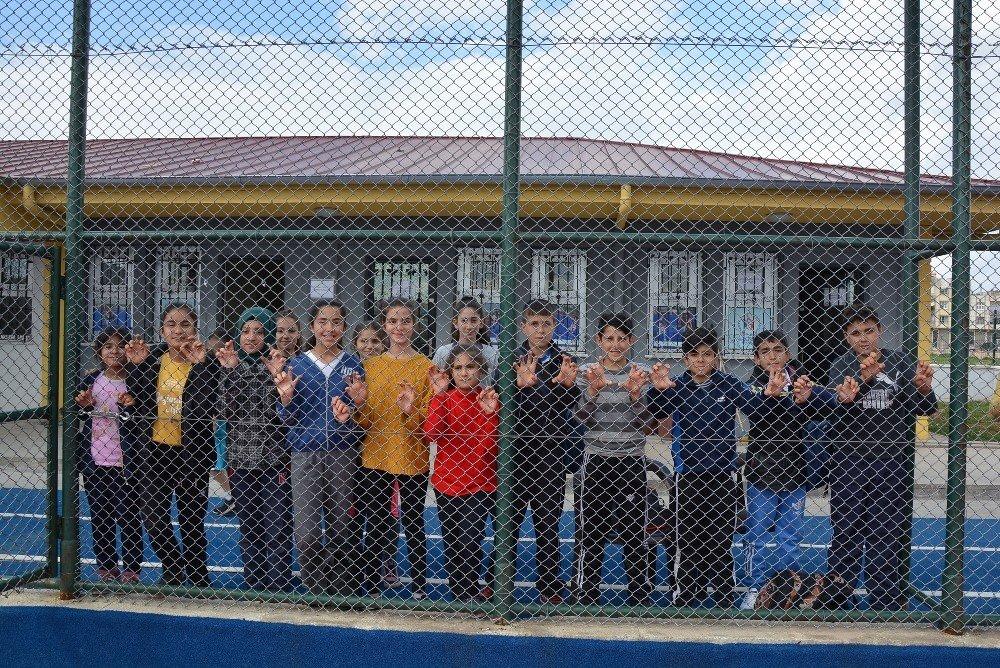 Gaziantep'e Hokey Süper Lig Şoku