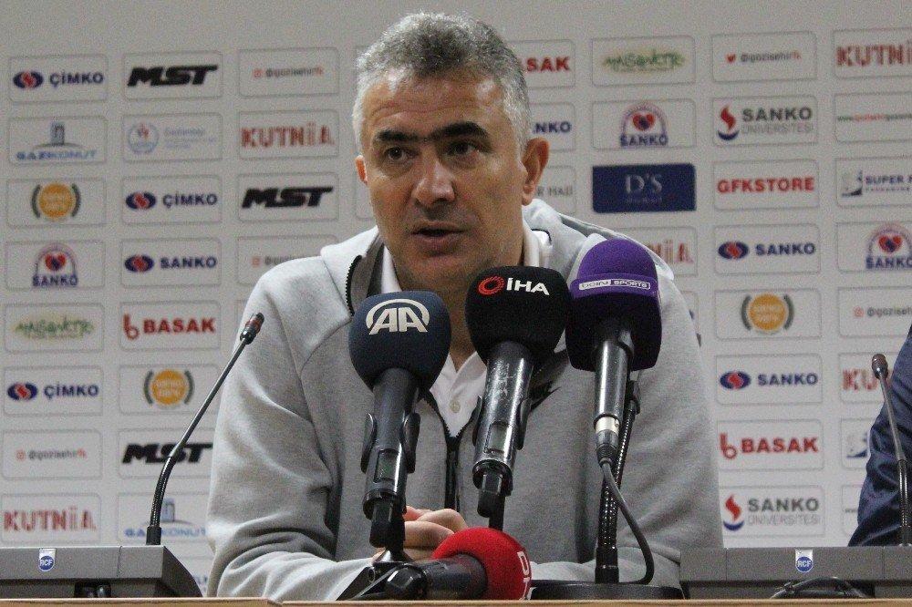 Gazişehir Gaziantep - Giresunspor Maçının Ardından