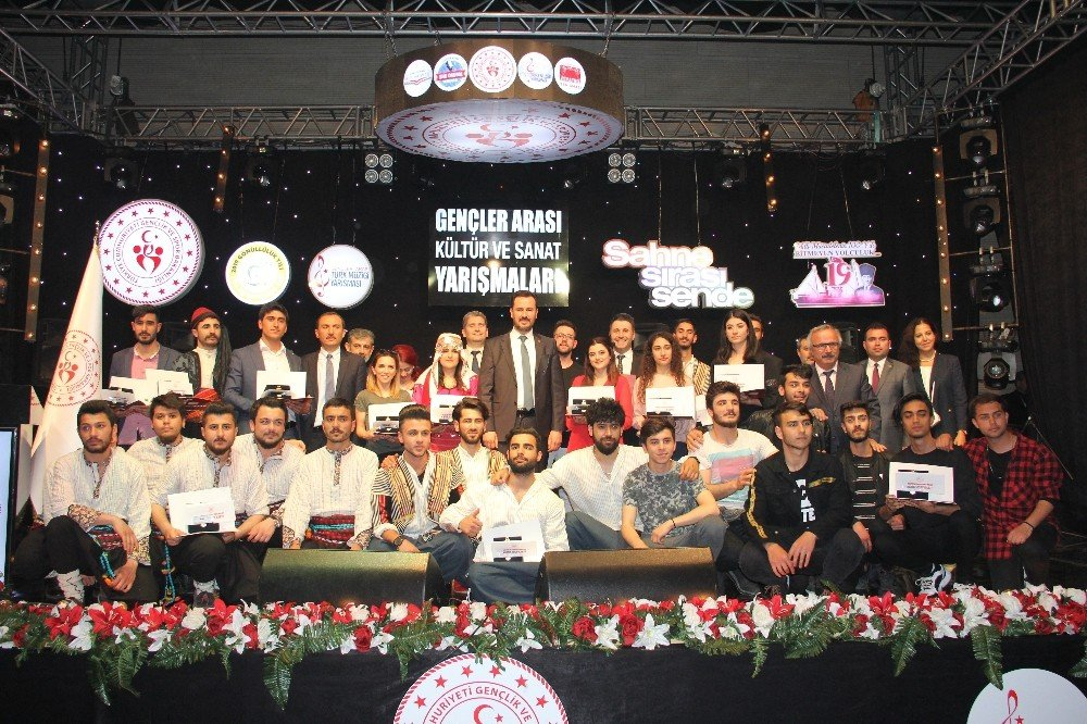Sahne Sırası Sende Türk Müziği Yarışması Sona Erdi