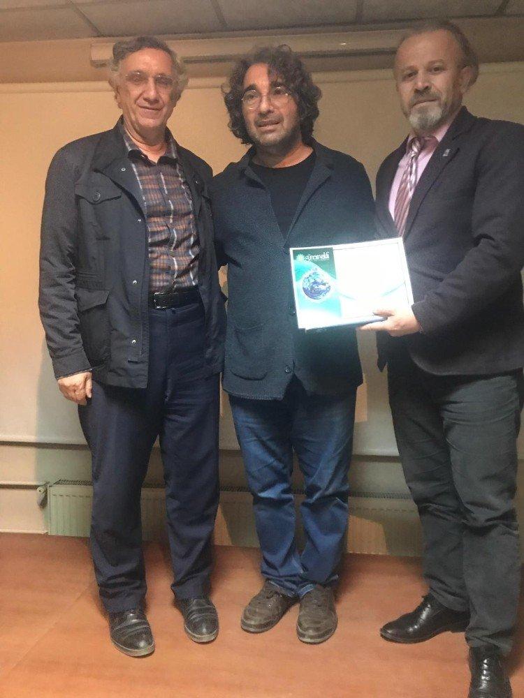 """Prof. Dr. Ahmet Sarı'dan """"Edebiyat Ve Suç"""" Konferansı"""
