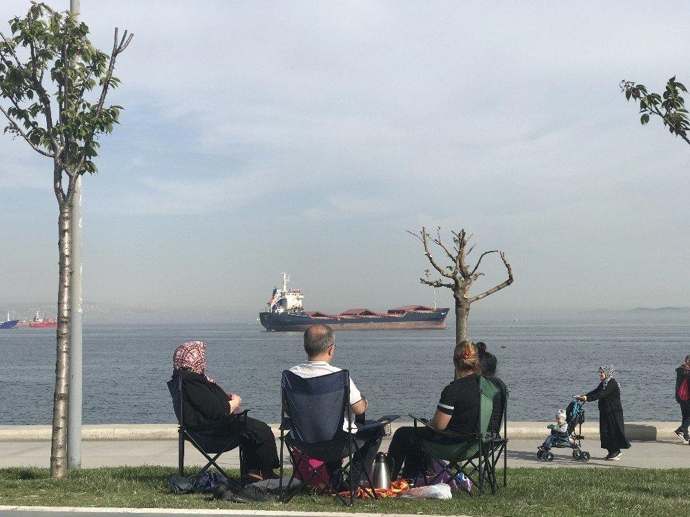 İstanbul'da Sarı Endişe