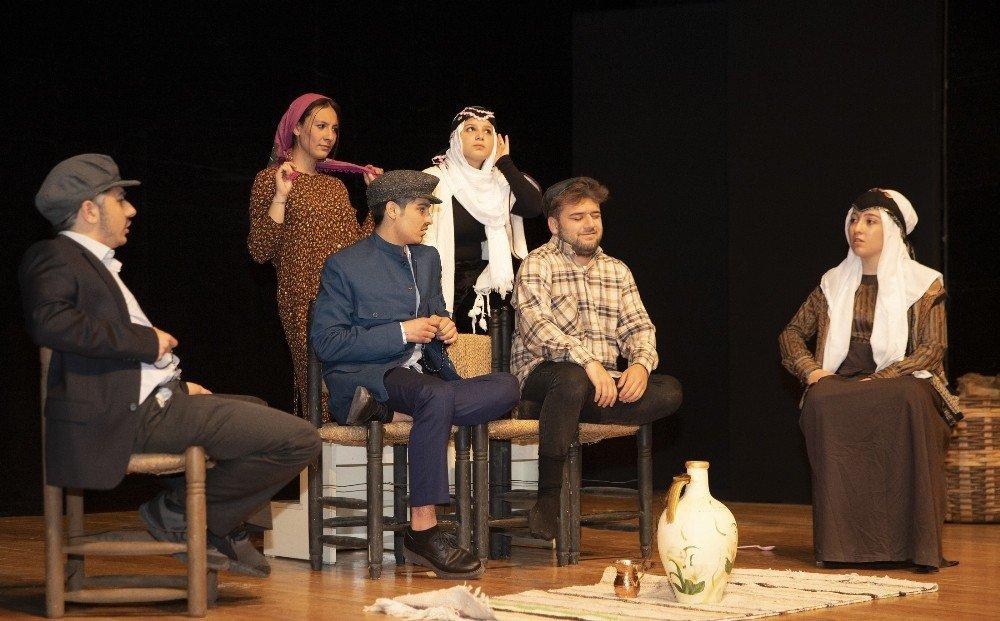Geleceğin Sanatçıları Kayseri'de Sahne Alıyor