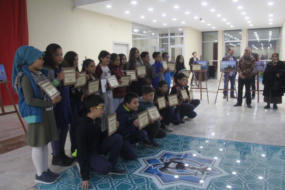 Beyşehir'de Fotoğraf Yarışması Ödülleri Sahiplerine Verildi