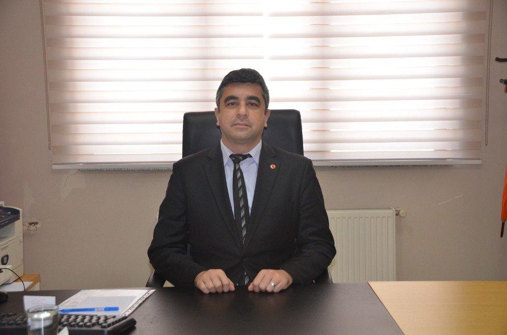 """Kaşıkırık: """"Sinop, Kosgeb'den Türkiye Ortalamasının Üzerinde Destek Alıyor"""""""