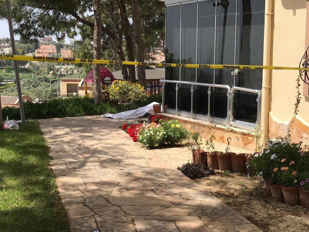 Balkondan Düşen Engelli Vatandaş Hayatını Kaybetti