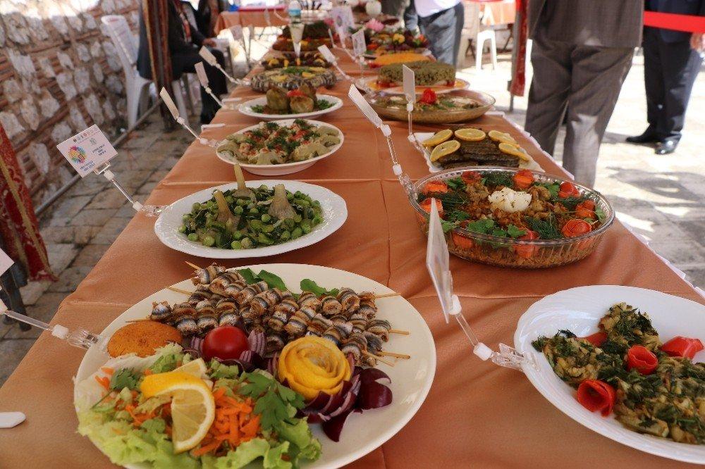 Manisa'da En Güzel Yemekler Yarıştı