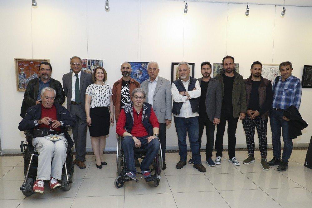 Mtso Sanat Galerisi, 10 İlden Sanatçıları Ağırlıyor