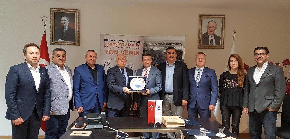 Öto İle Yaşar Üniversitesi'nden Eğitim Protokolü