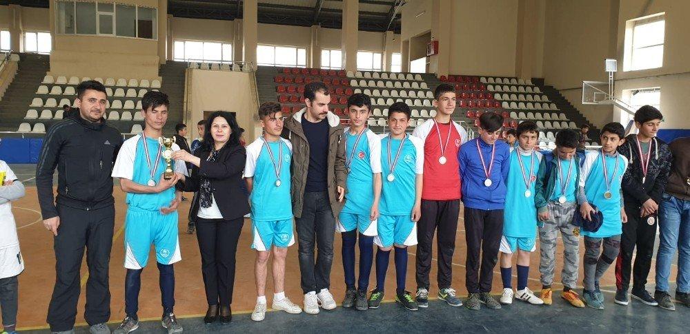 Okullararası Futsal Turnuvası Sona Erdi