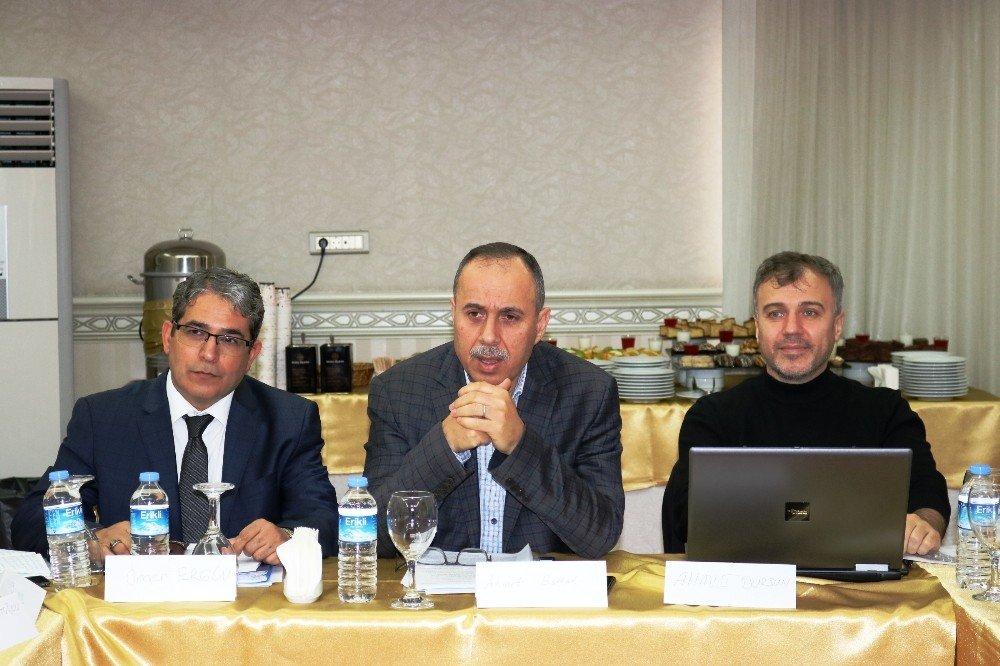 Diyarbakır'da 'Kardeşlik Hukuku' Çalıştayı Düzenlendi