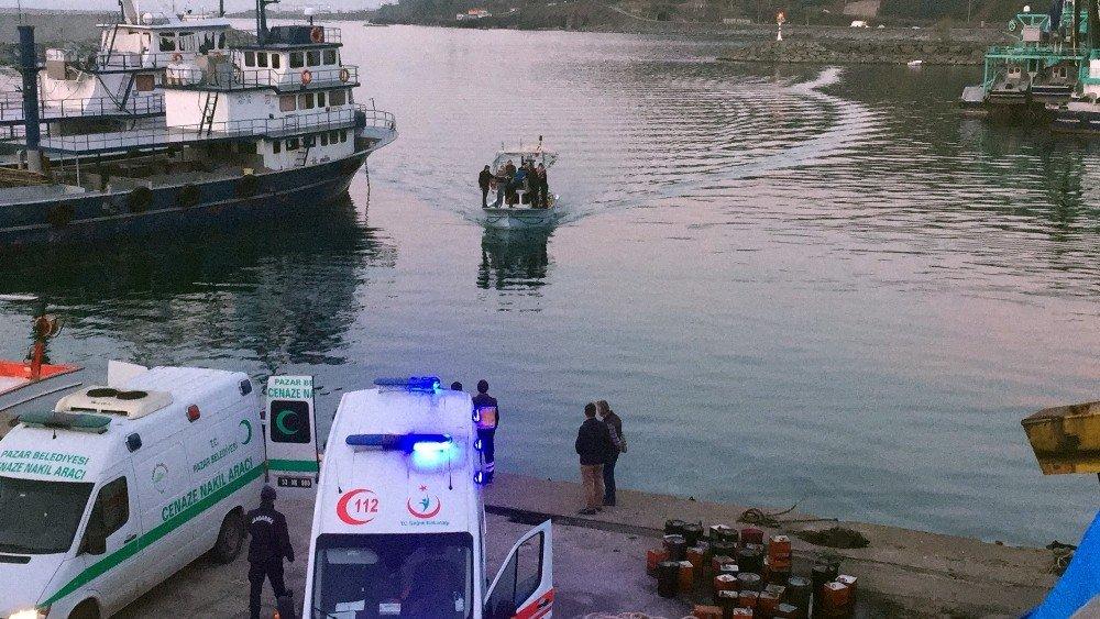 Denizdeki Ceset Balıkçılar Tarafından Fark Edildi