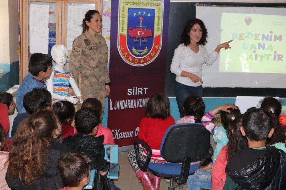 Siirt'te 'Çocuklar Daha Güvende' Uygulaması