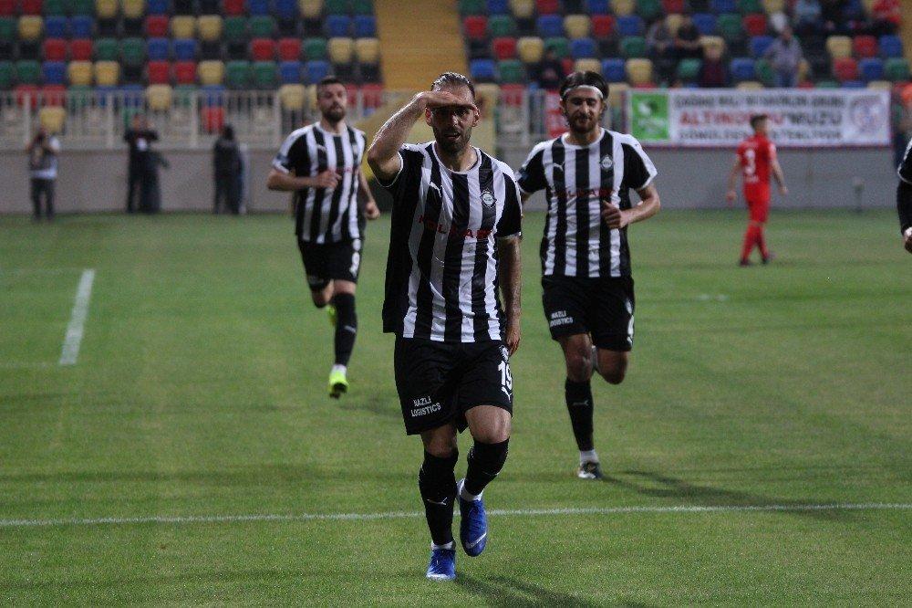 Spor Toto 1. Lig: Altınordu 2 - Altay 1