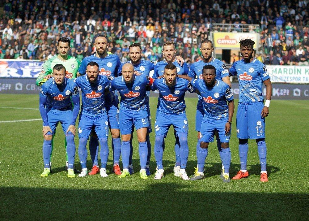 Spor Toto Süper Lig: Çaykur Rizespor: 0 - Dg Sivasspor: 0 (Maç Devam Ediyor)