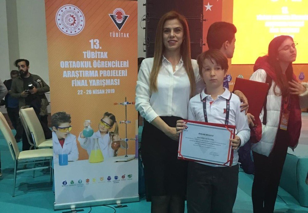 Ted Malatya Kolejinden Tubitak Başarısı