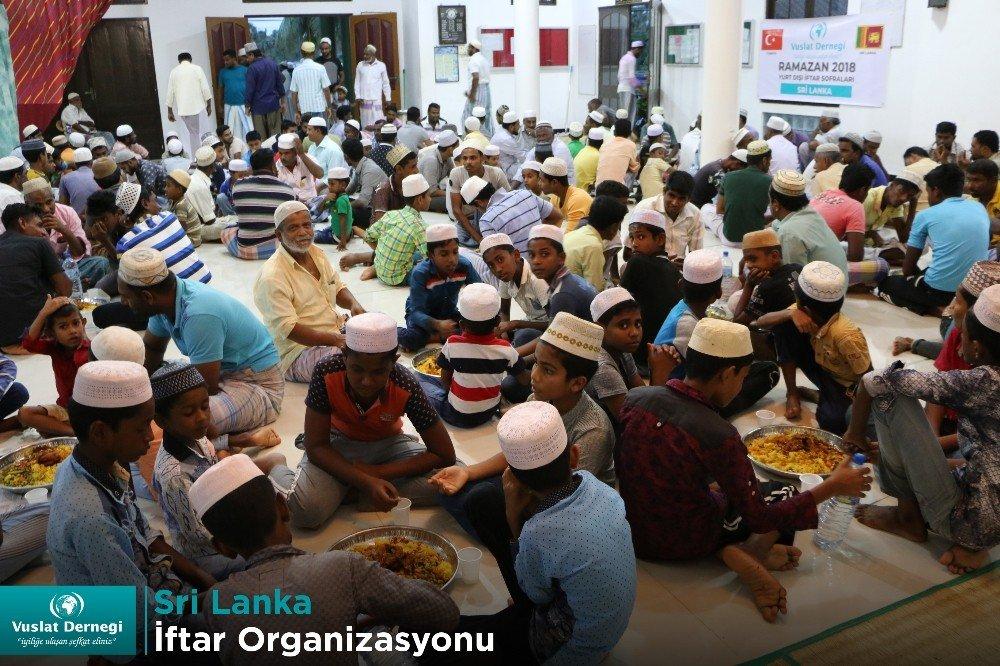 Ramazan Ayında, Mazlum Coğrafyalarda Ümmet Sofraları