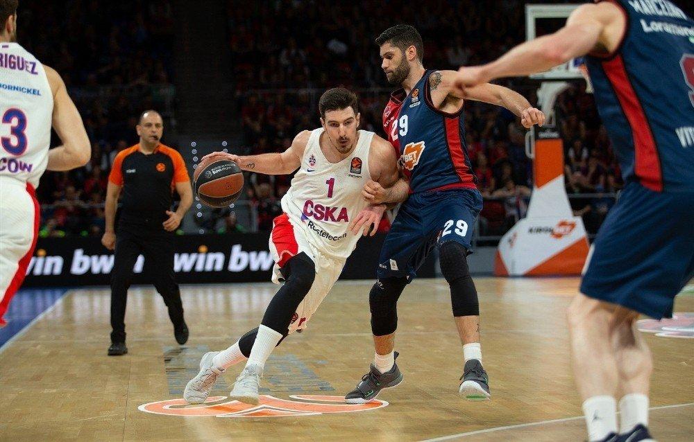 Thy Euroleague'de Dördüncü Maçların Mvp'si Nando De Colo