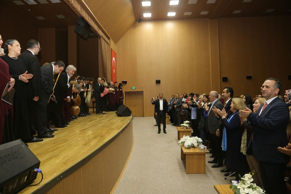 Karaman'da Fasıl Konseri
